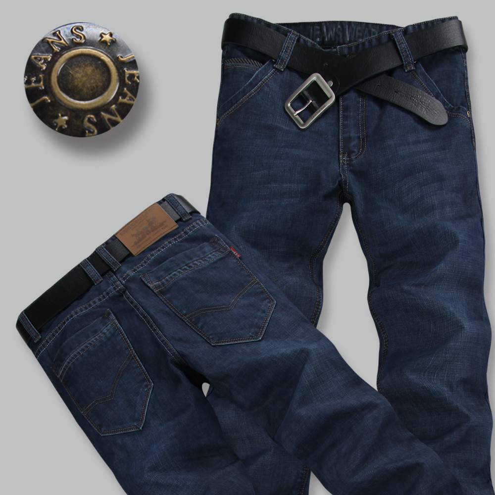 ФОТО Free Shipping retail & wholesale designer jeans Men's trousers,spring pants, Newly Style Zipper Straight Fashion MenJeans