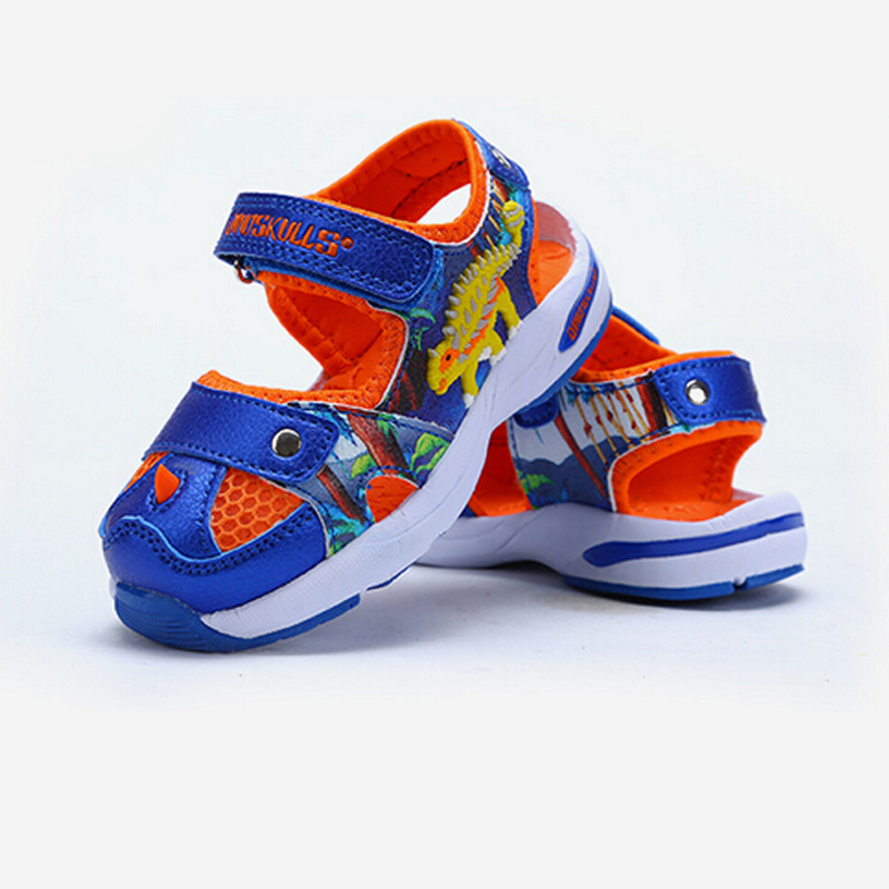 Summer kids shoes brand closed toe toddler boys sandals baby boys sandals shoes