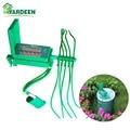 Hogar interior automático inteligente riego sistema de riego plantas, flores pequeño controlador de bomba