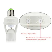 360 Degrees PIR Induction Motion Sensor IR Infrared Human