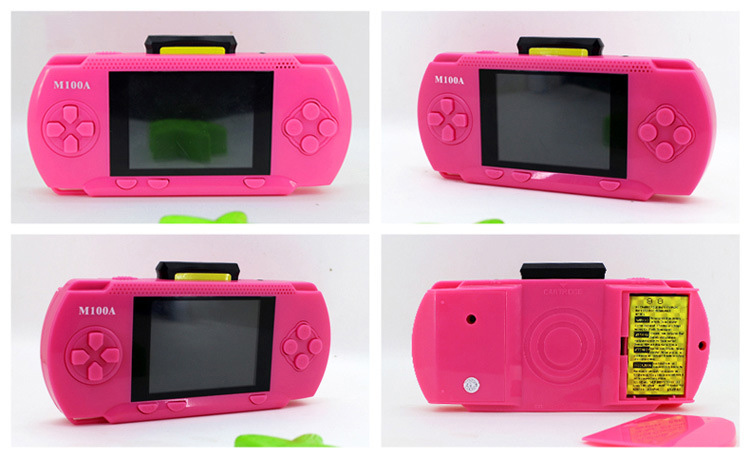 Handheld Children Student GamePad Player 4.3 inch Colorful Display Game Console 7