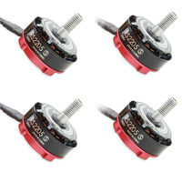 4pcs 100% Original EMAX RS2205S 2300KV Brushless Motor for FPV Quad Racing QAV Race