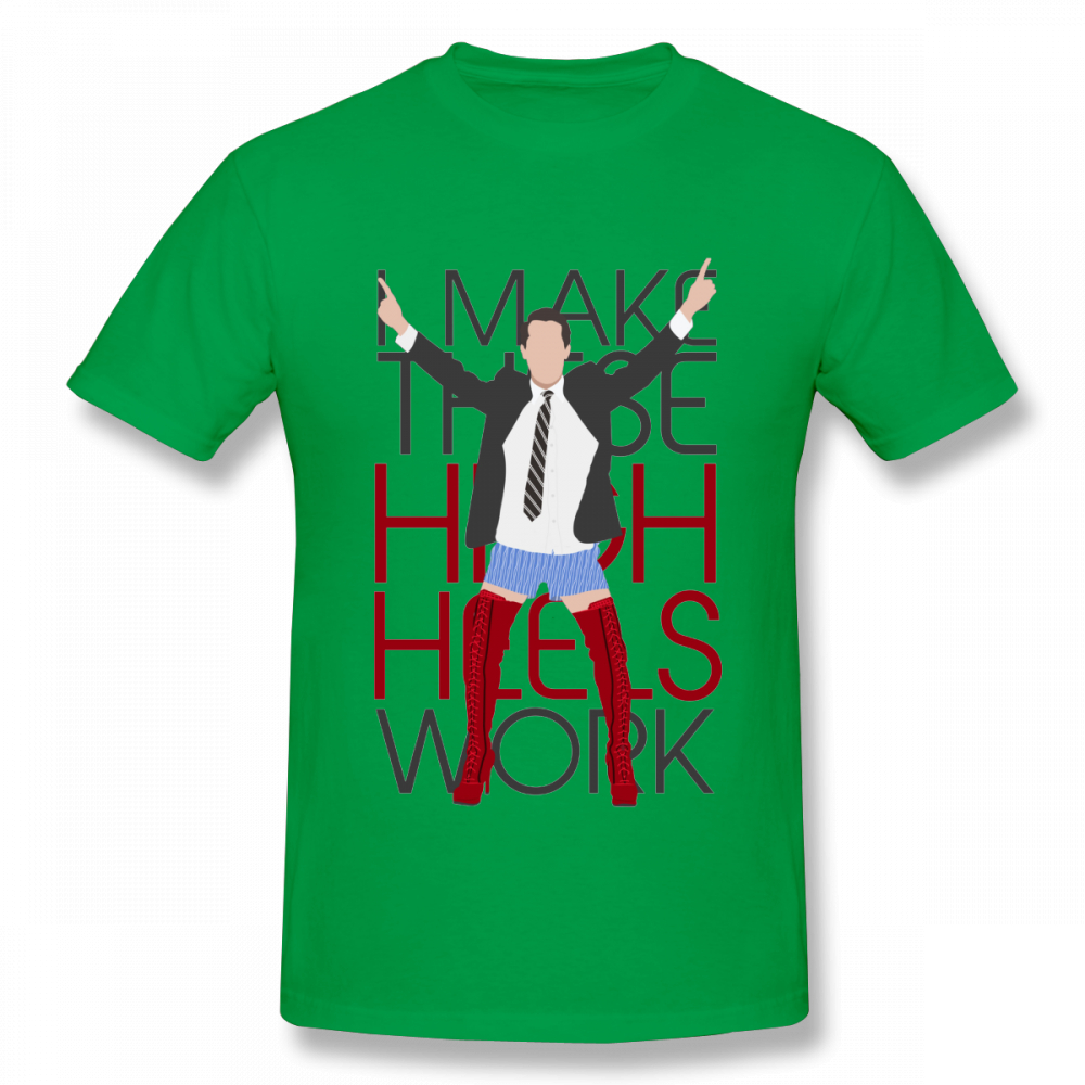 0f17cfbed863 Funny Panic At The Disco Tee Brendon Urie I Make These High Heels Work T  Shirt For Man Punk Rock Camiseta-in T-Shirts from Men's Clothing on  Aliexpress.com ...