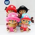 Hotest selling ONE PIECE,Tony tony chopper cartoon plush toys birthday children's day gift Free shipping