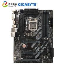 GIGABYTE GA-Z370 HD3 desktop motherboard LGA1151  DDR4 M.2 SATA III 64G ATX цена и фото