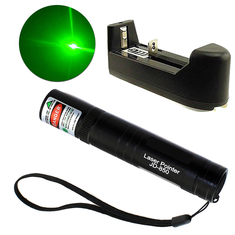 Laser Sight Pointer 851 Ppt 5mw High Power 10000m Laser Sight Adjustable Focus Lazer Pen Light With Safe Key With Sky Stars Cap