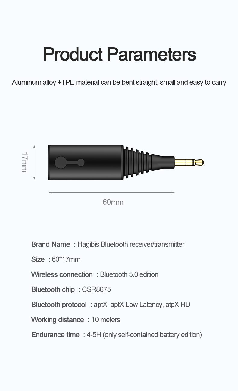 Bluetooth receiver 16