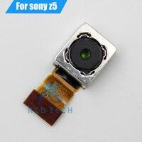 Original Rear Main Camera For Sony Z5 E6683 E6653 Camera Big Camera Flex Cable Back Camera
