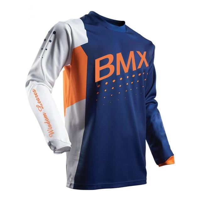 998dbc286 Custom Sublimation Print Men Women Downhill DH Jersey Customized MTB  Mountain Bike Motocross Motorcycle BMX Jerseys
