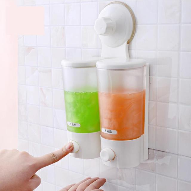 Image result for double liquid soap dispenser