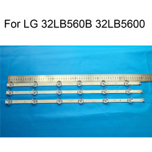 Brand New LED Backlight Strip For LG 32LB5600 32LB560B 32 inchs TV Repair Strips Bars A B With Thermal Tape