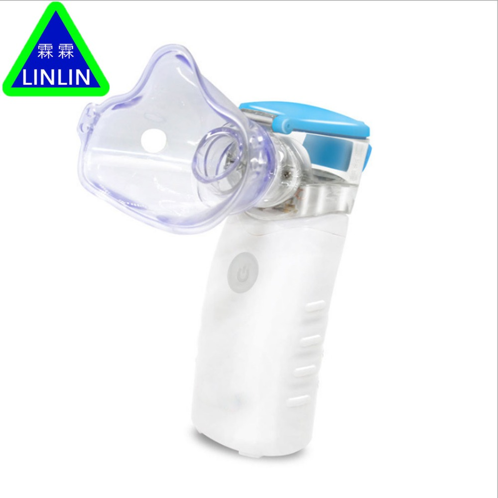 LINLIN  Micro mesh nebulizer children adult portable ultrasonic nebulizer high cost performance