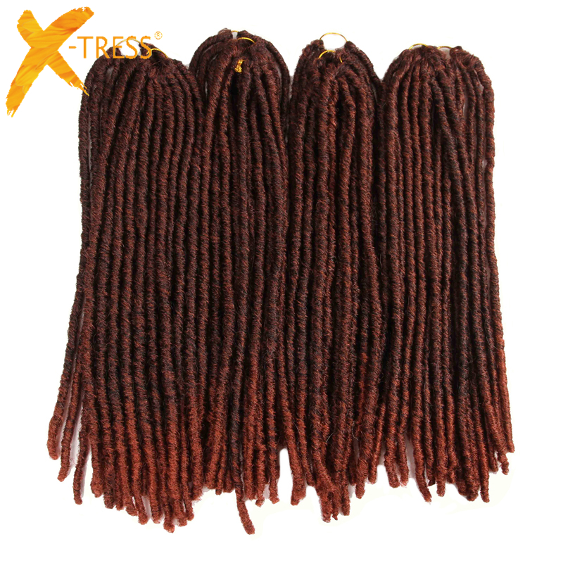 Get This X Tress 20strands 20 Soft Dreadlocks Crochet Braids
