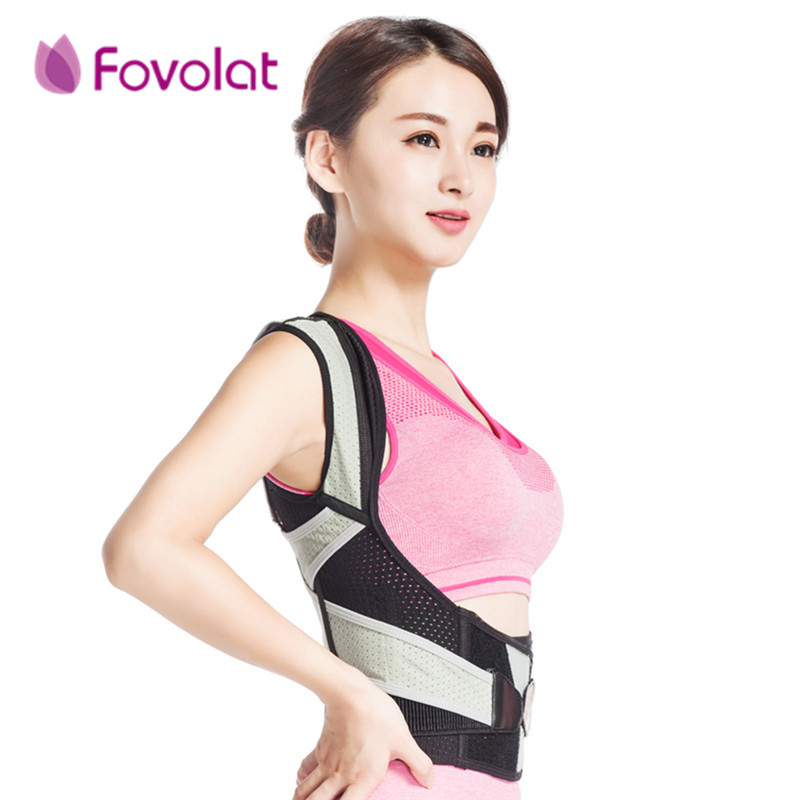 Health Care Adjustable Men Women Posture Corrector Brace Back Shoulder Support Therapy Correction Underwear Belt Shaper Corset pregnant women belt after pregnancy support belt belly corset postpartum postnatal girdle bandage after delivery birth shaper