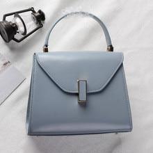 купить Design Female Crossboby Bag Luxury Brand Small Mini Women Bag Fashion Ladies Shoulder Bag Genuine Leather Handbag Bolsa Feminina дешево