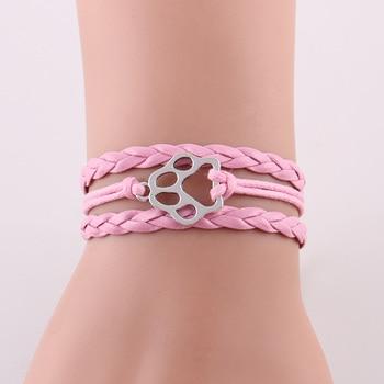 Dog paw bracelet  6