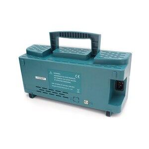 Image 5 - Цифровой осциллограф Hantek DSO5102P, 100 МГц, 2 канала, 1GSa/s, частота дискретизации в реальном времени, USB осциллограф