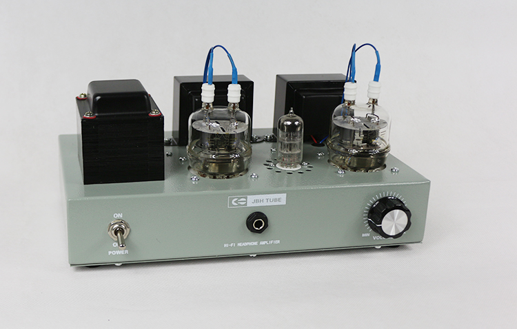 Finished HiFi 6N2 + FU32 Vacuum Tube Headphone Amplifier Class A Power Amplifier 4W+4W finished xp7 headphone amplifier ad797 buf634 hifi headphone power amplifier new