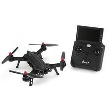 MJX Bugs 6 B6 2.4GHz 4CH 6 Axis Gyro RTF Drone With HD 720P 5.8G FPV Camera And 4.3″ LCD RX Monitor Brushless RC Quadcopter