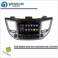 YESSUN Wince Android Car Multimedia Navigation For Hyundai Tucson IX35 2015 2017 RHD CD DVD GPS