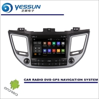YESSUN Wince Android Car Multimedia Navigation For Hyundai Tucson IX35 2015 2017 RHD CD DVD GPS