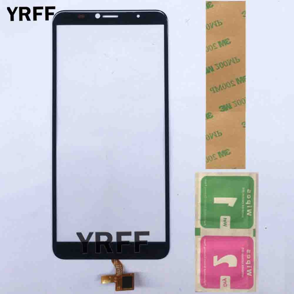 Touch Panel For Leagoo M9 Pro Touch Screen Touch Panel 5.72'' For Leagoo M9 Pro Touch Screen Phone Front Glass Sensor 3M Glue