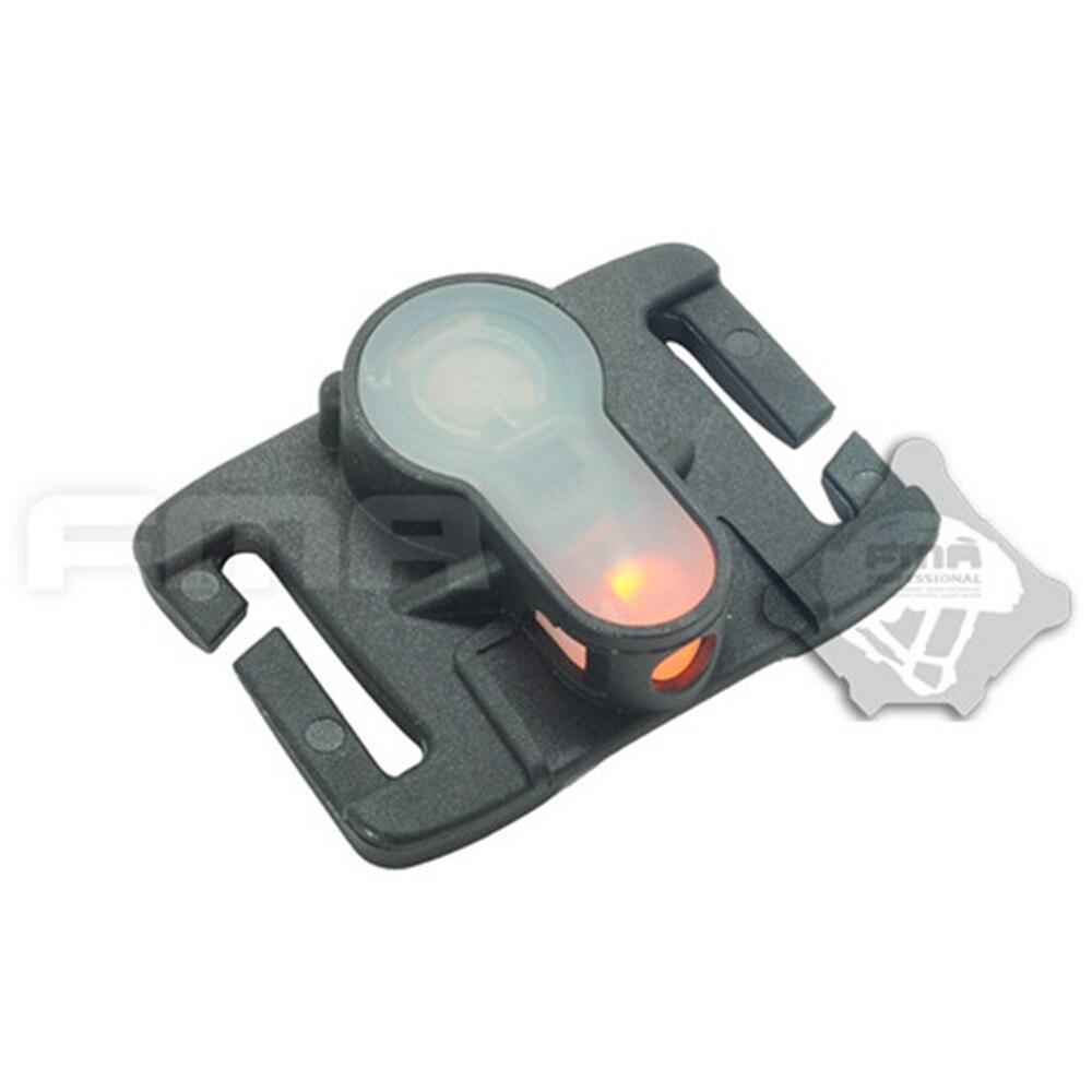 FMA S-LITE защитный шлем 6 цветов водонепроницаемая лампа для выживания высокая и низкая термостойкость Молл стробоскопический сигнал Lihgt