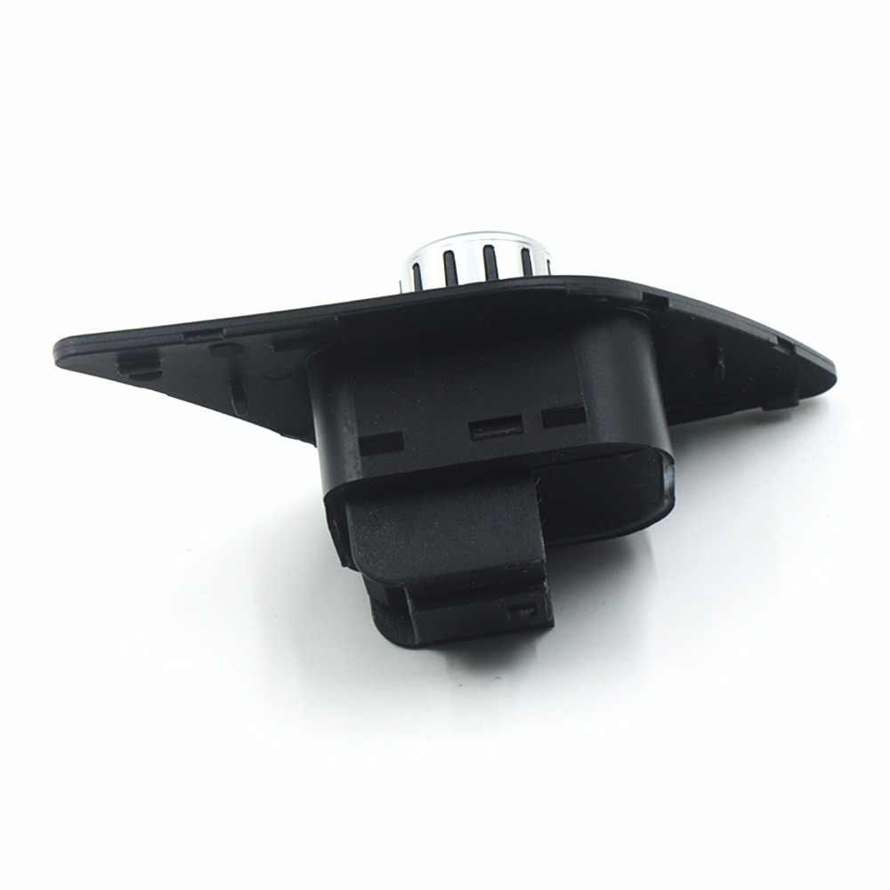 16D959565A Cromato A Specchio Regolare Manopola Interruttore di Controllo del W di Calore Pieghevole Per Volkswagen VW Jetta Mk6 VI 2011-2013