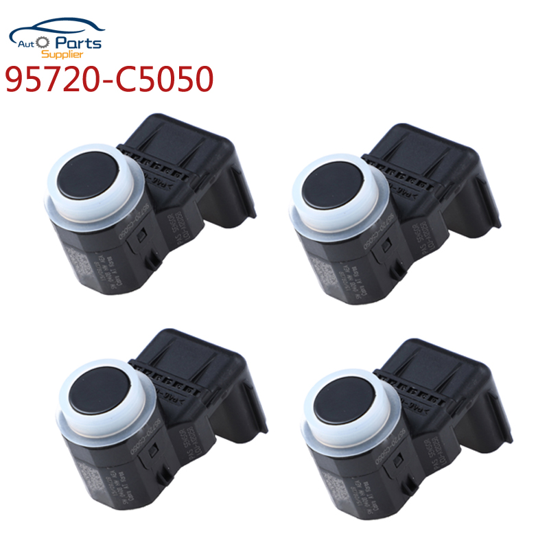 4 pcs/LOT 95720-C5050 nouveau capteur PDC de haute qualité pour Hyundai kia accessoires de pièces automobiles 95720C5050 95720 C5050 4MS064KBD