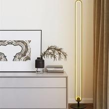Modern Floor Lamps for Living Room reading Standing Lampshade Deco Salon Metal Lamp Loft Dining Study Art