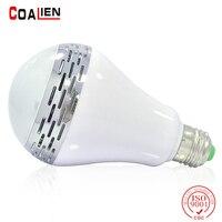 COALIEN Bluetooth Speaker Light Wireless HIFI In Ceiling Subwoofer Speaker 110V 240V E27 5W For Home