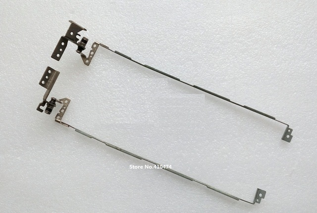 New Laptop LCD Hinges left right for lenovo G580 G580A G585 Hinges 33.4sh02.011 33.4SH03.012 laptop Free Shipping