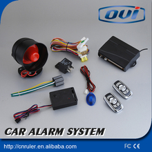 New Common 1-Method Automobile Alarm Automobile System Protecting Safety System Keyless Entry Siren 2 Distant Management Burglar