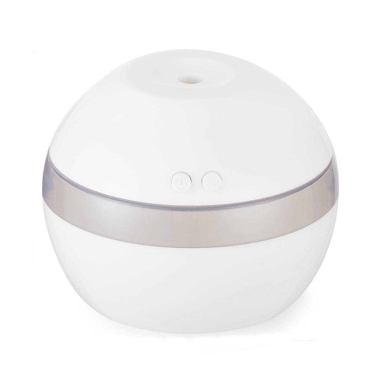 Mini Bedroom Humidifier,Ultrasonic Cool Mist Desk Diffuser,Portable USB Humidifier for Travel Home Office portable mini usb humidifier ultrasonic 160ml cool mist car air purifier for bedroom office house desktop spa baby kids