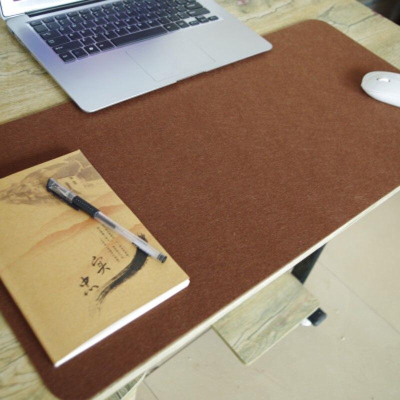 67cm Stor størrelse Gaming Personlig holdbar musemåtte Mat Comfort Mus Pads tastatur Hvilestøtte til stationær pc computer