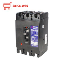 цена на DZ20Y-100 3P 80A 100A  MCCB under voltage protective electrical circuit breaker