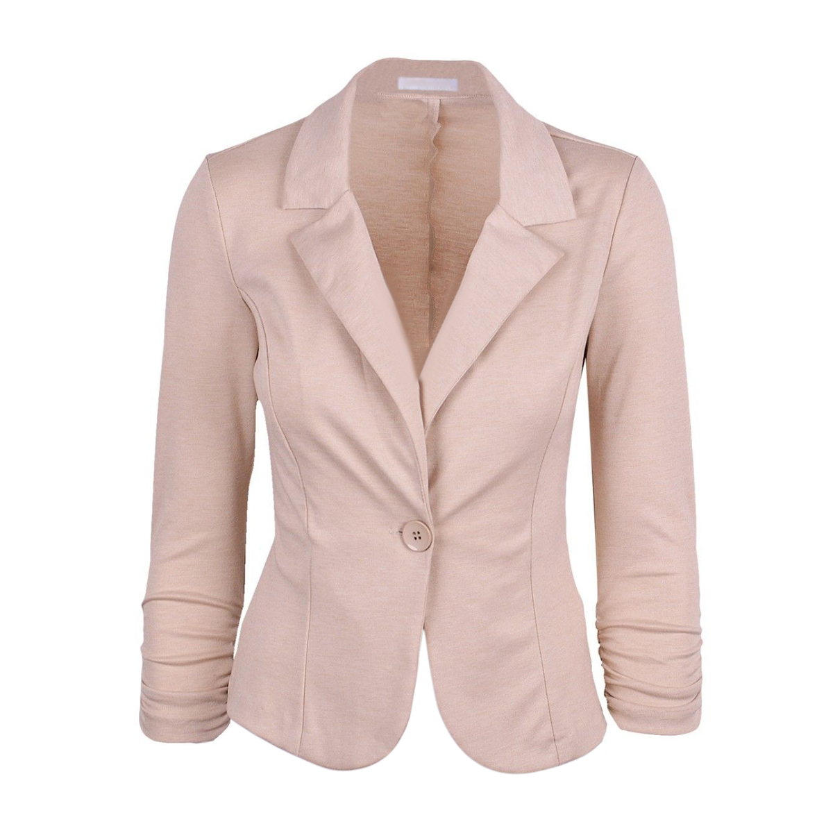 Online Get Cheap Womens Beige Blazer -Aliexpress.com | Alibaba Group