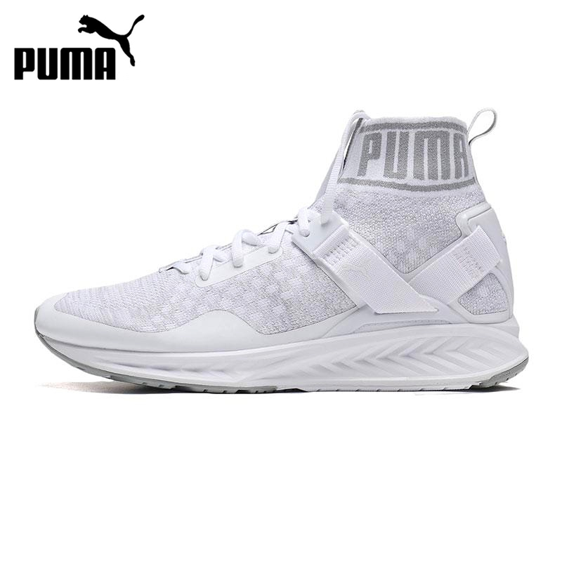 separation shoes 712a4 bd8a4 US $133.7 30% OFF|Original New Arrival 2019 PUMA IGNITE evoKNIT Unisex  Running Shoes Sneakers-in Running Shoes from Sports & Entertainment on ...