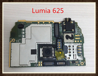 International Language Good Quality Original Motherboard With Cable For NOKIA Lumia 625 Free Shipping