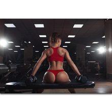 Popular Women Fitness Poster-Buy Cheap Women Fitness Poster