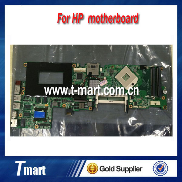 ФОТО for hp 597597-001 laptop motherboard for intel cpu with 8 video chips non-Integrated graphics card  working well and full tested