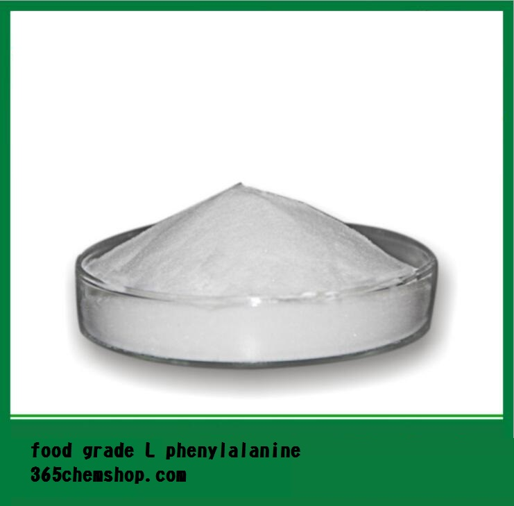 1kg  food grade L phenylalanine 99% 1kg food grade l threonine 99