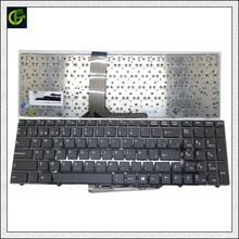 Spanish Keyboard for MSI GT780 GT780DX GT783 GT783R GX780 GX780DX GT780R MD98244 MD98413 X7817 X7819 X7820