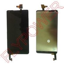 100% Garantie Noir LCD Écran Affichage + Écran Tactile Digitizer Pour ZTE Nubia Z5 NX501 L'assemblée par livraison gratuite