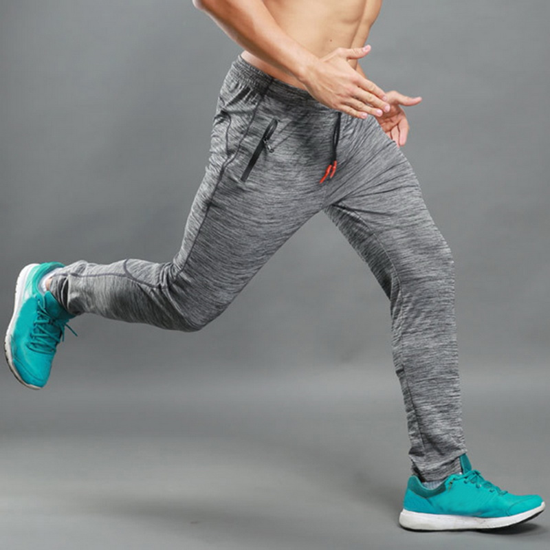 Leggings Trousers Workout-Pant Training Sports Fitness Yoga Men Exercise Elastic Male