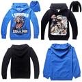 New outwear children boy hoodies dinosaur hoodie sweatshirt kids children hoodies Autume Spring Tops & Tees sudaderas ninos