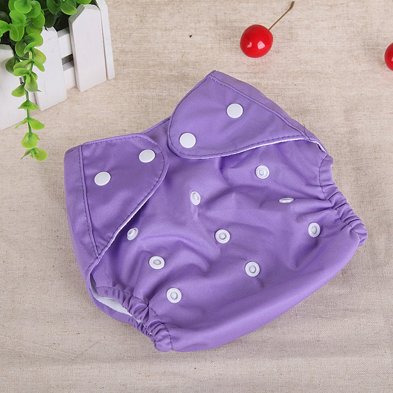 Infant Baby Girls Swim Diaper Pant Washable Reusable Breathable Cover Soft Cloth Nappies