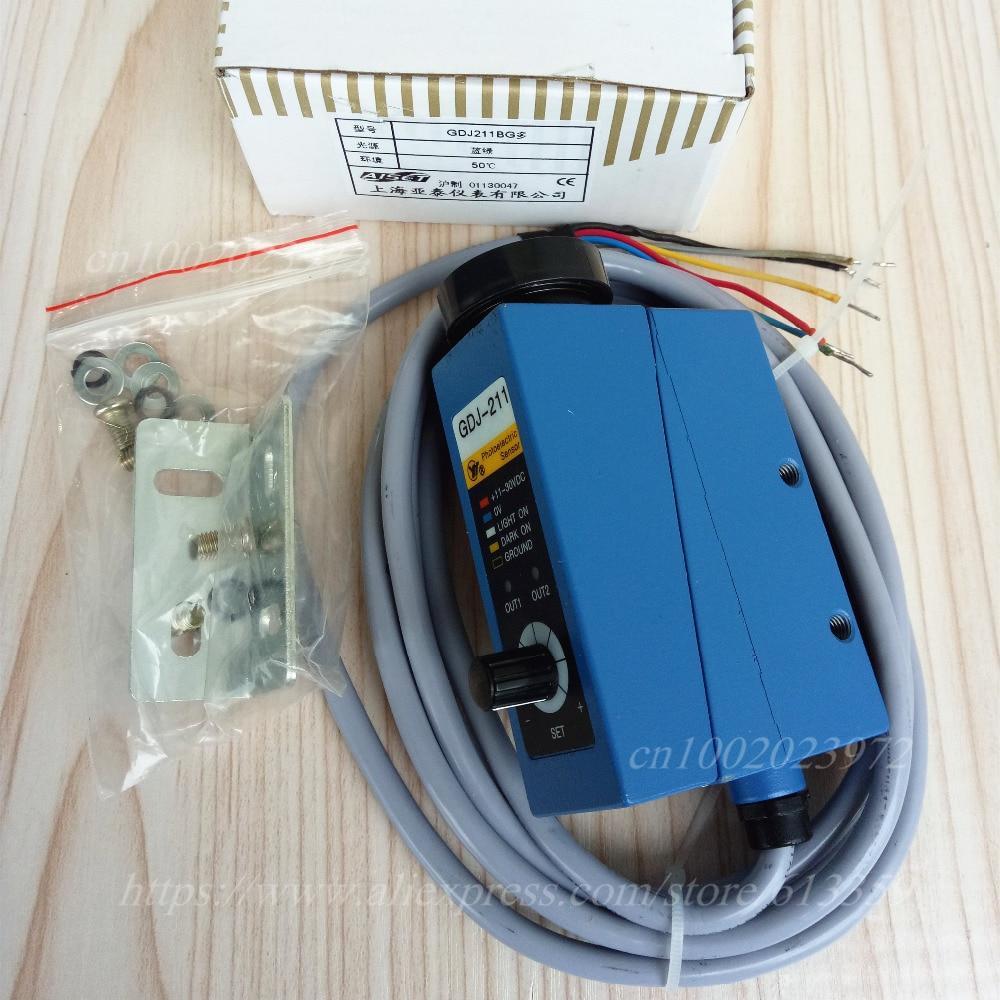 Aliexpress.com : Buy AISET Color Code Sensor GDJ 211BG (Blue & Green ...