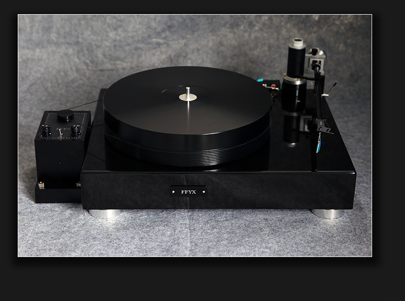 T4h Tungsten Steel Magnetic Levitation Bearing Turntable