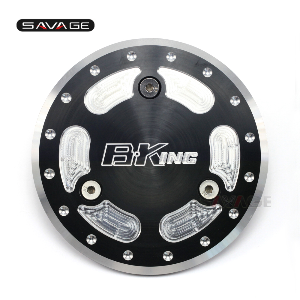 Engine Crankcase Outer Clutch Cover For SUZUKI B-KING GSX1300 2008-2011 09 10 Right Motorcycle Accessories CNCEngine Crankcase Outer Clutch Cover For SUZUKI B-KING GSX1300 2008-2011 09 10 Right Motorcycle Accessories CNC